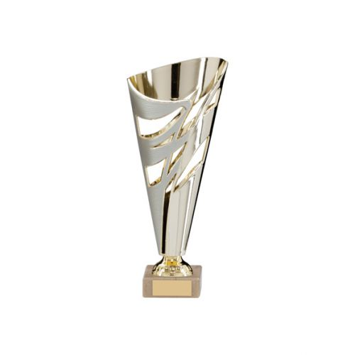 Razor Silver and Gold Presentation Cup 230mm
