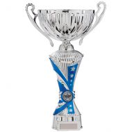 All Stars Heavyweight Cup Silver and Blue 310mm