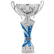 All Stars Heavyweight Cup Silver and Blue 360mm