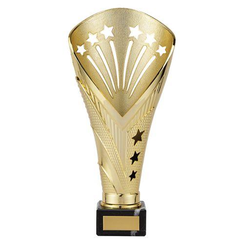 All Stars Premium Rapid Trophy Award Gold 260mm : New 2019