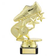 Champions Football Boot Trophy Award Gold 155mm : New 2019