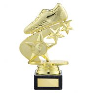 Champions Football Boot Trophy Award Gold 175mm : New 2019