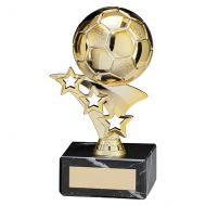 Starblitz Football Trophy Award Gold 140mm : New 2019