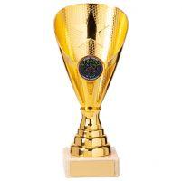 Rising Stars Premium Plastic Trophy Award Gold 170mm : New 2020