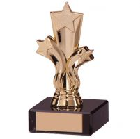 Aviator Star Gold Trophy 105mm