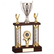 Gigantic Double Tower Trophy 500mm