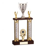 Gigantic Double Tower Trophy 435mm